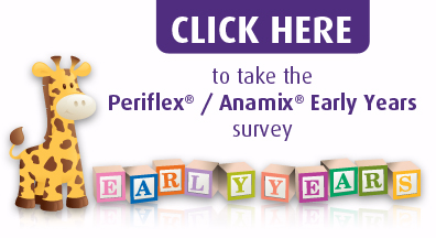 Anamix Early Years link to Survey